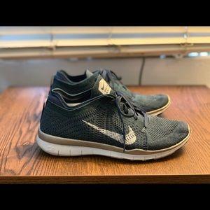 Nike flyknit rn (glitter sheen)